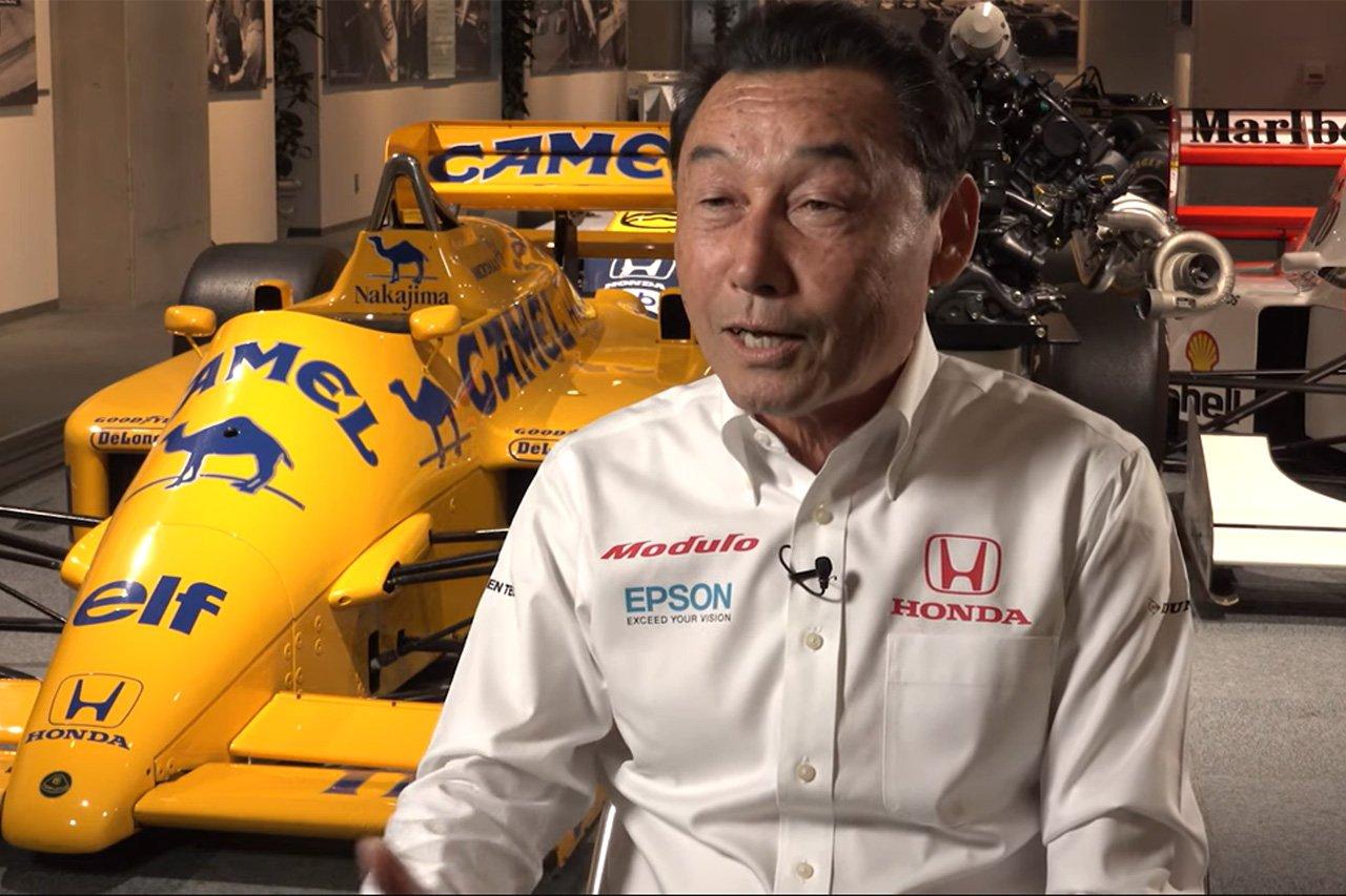 ホンダF1特集:中嶋悟、F1初参戦の思い出を語る