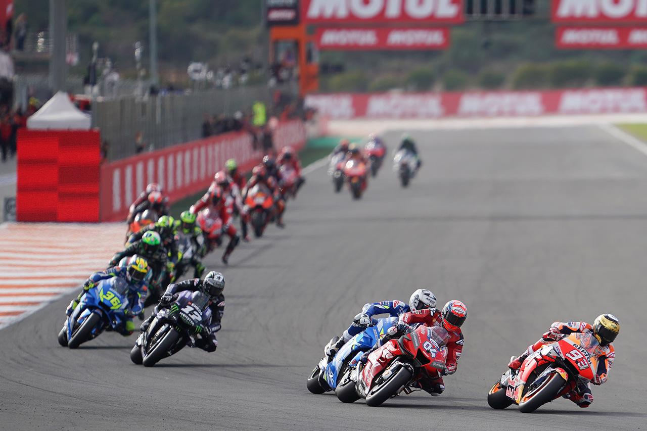 MotoGP代表 「2020年に世界選手権が開催できないことも想定している」