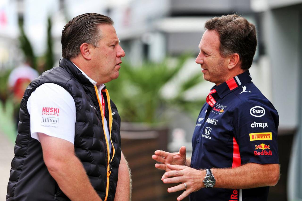 """マクラーレンF1、予算上限の引き下げに反対する""""2チーム""""を批判"""