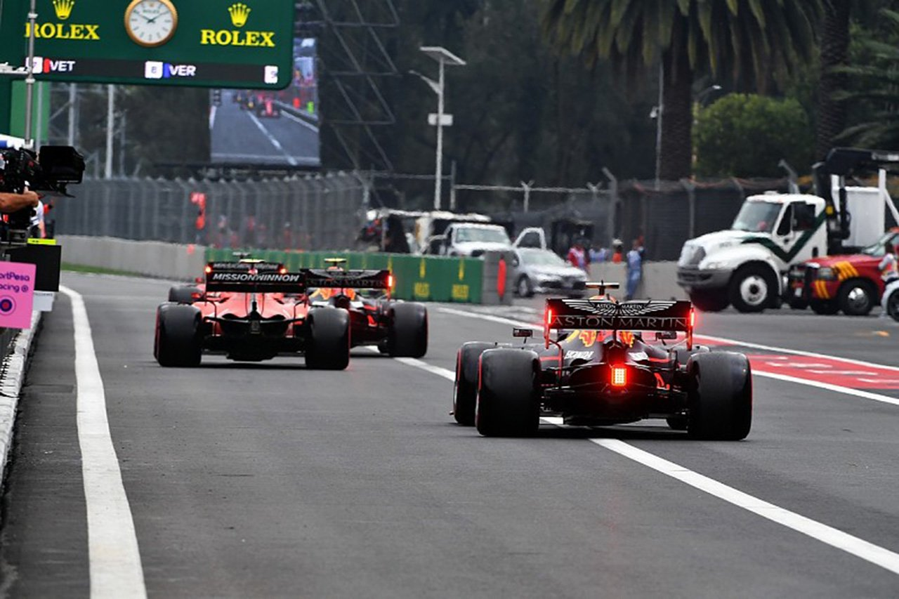 FIA会長 「自動車メーカーはF1撤退を強いられるかもしれない」