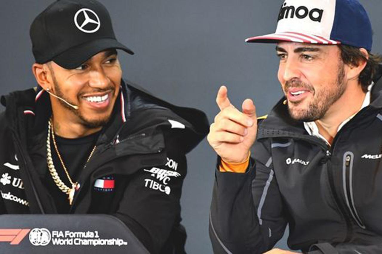 F1:バリチェロ 「ハミルトンの方がアロンソより優れたドライバー」