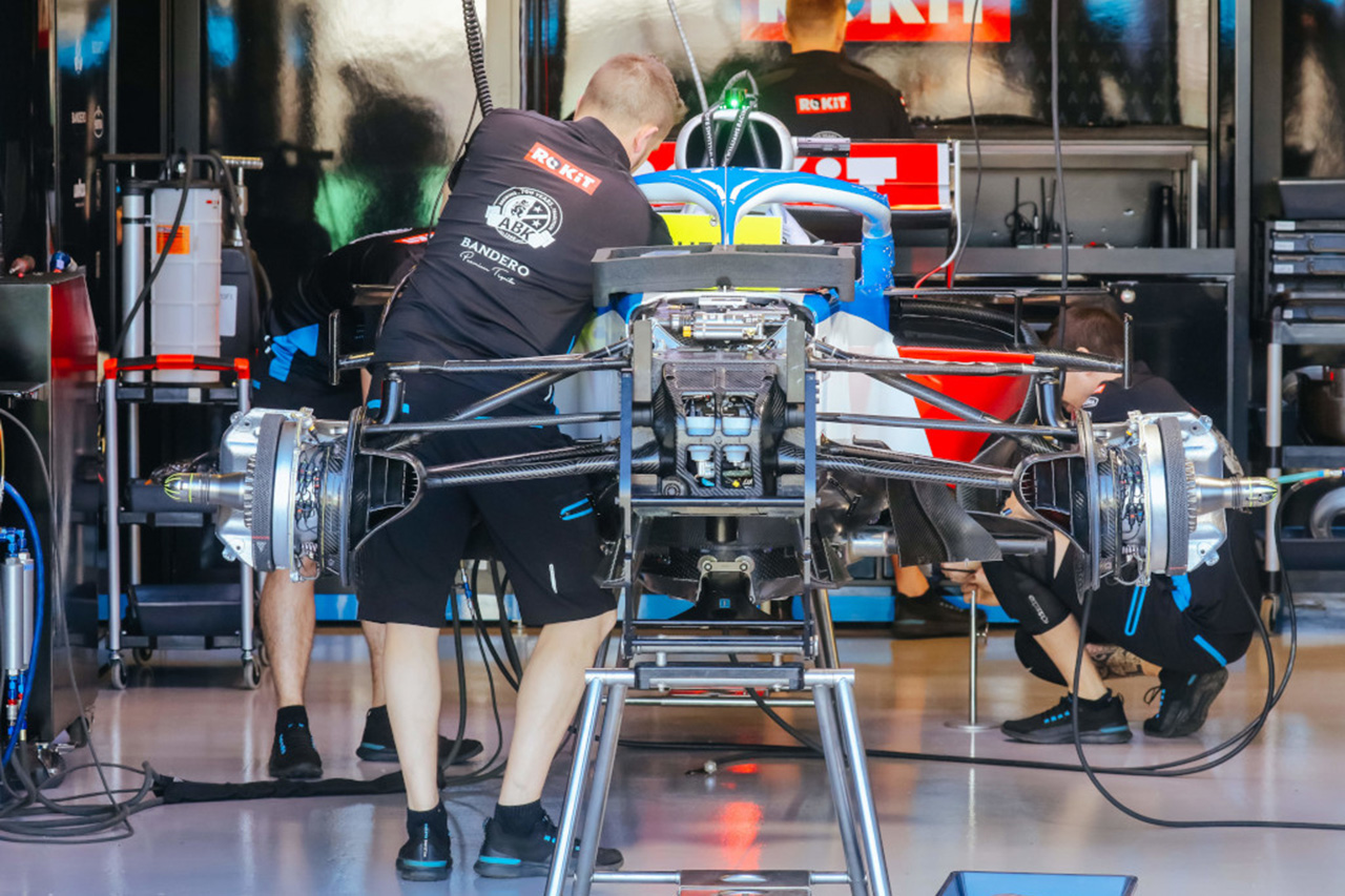 ウィリアムズF1、マイケル・ラティフィとHSBCがローンを借り換え