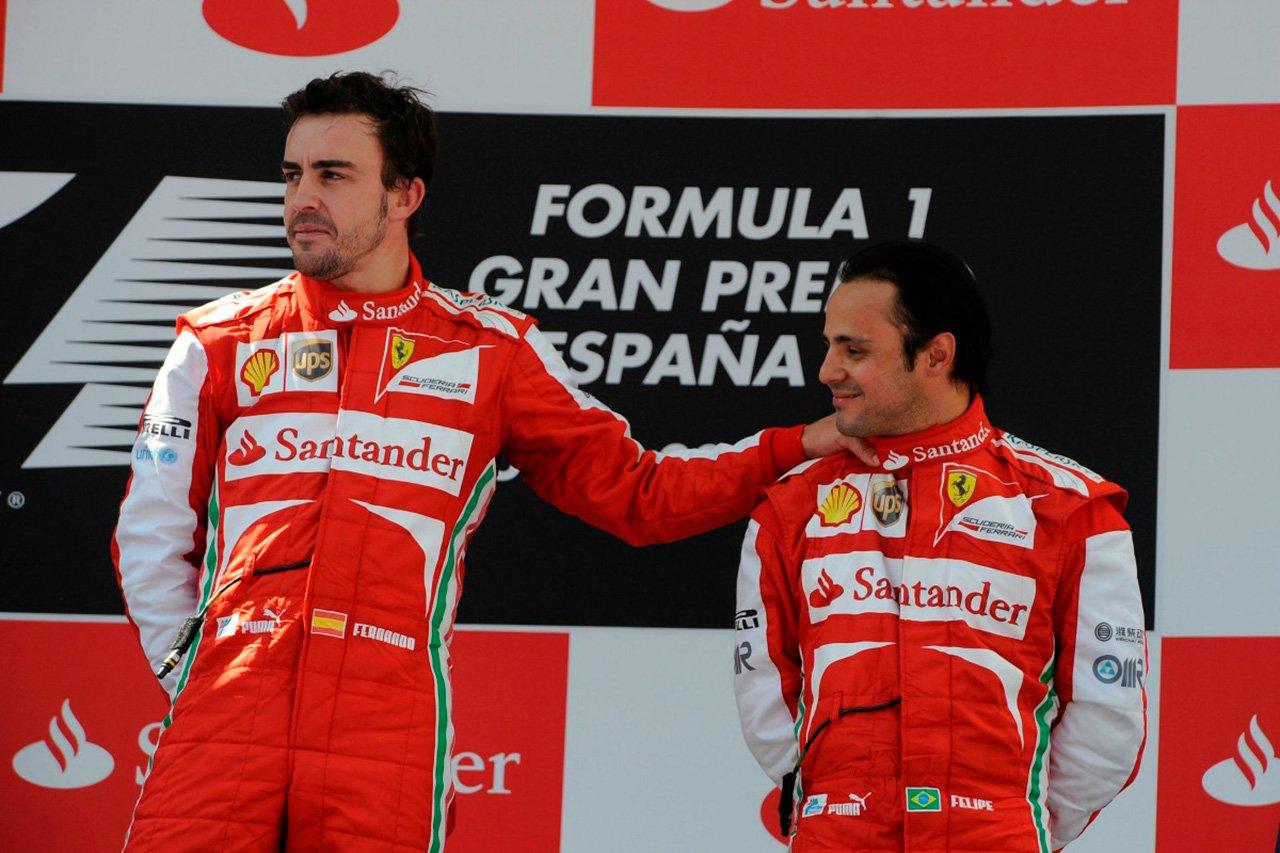 F1:フェリペ・マッサ 「フェラーリは僕とアロンソの時代よりは良い状況」