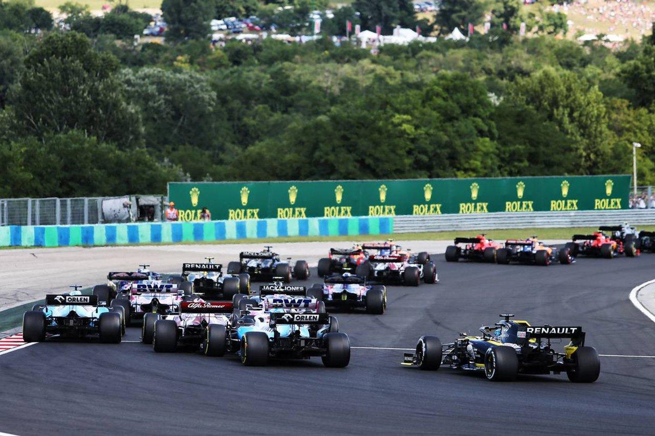 F1:サプライヤーとカスタマーチームで異なる予算上限の設定を検討