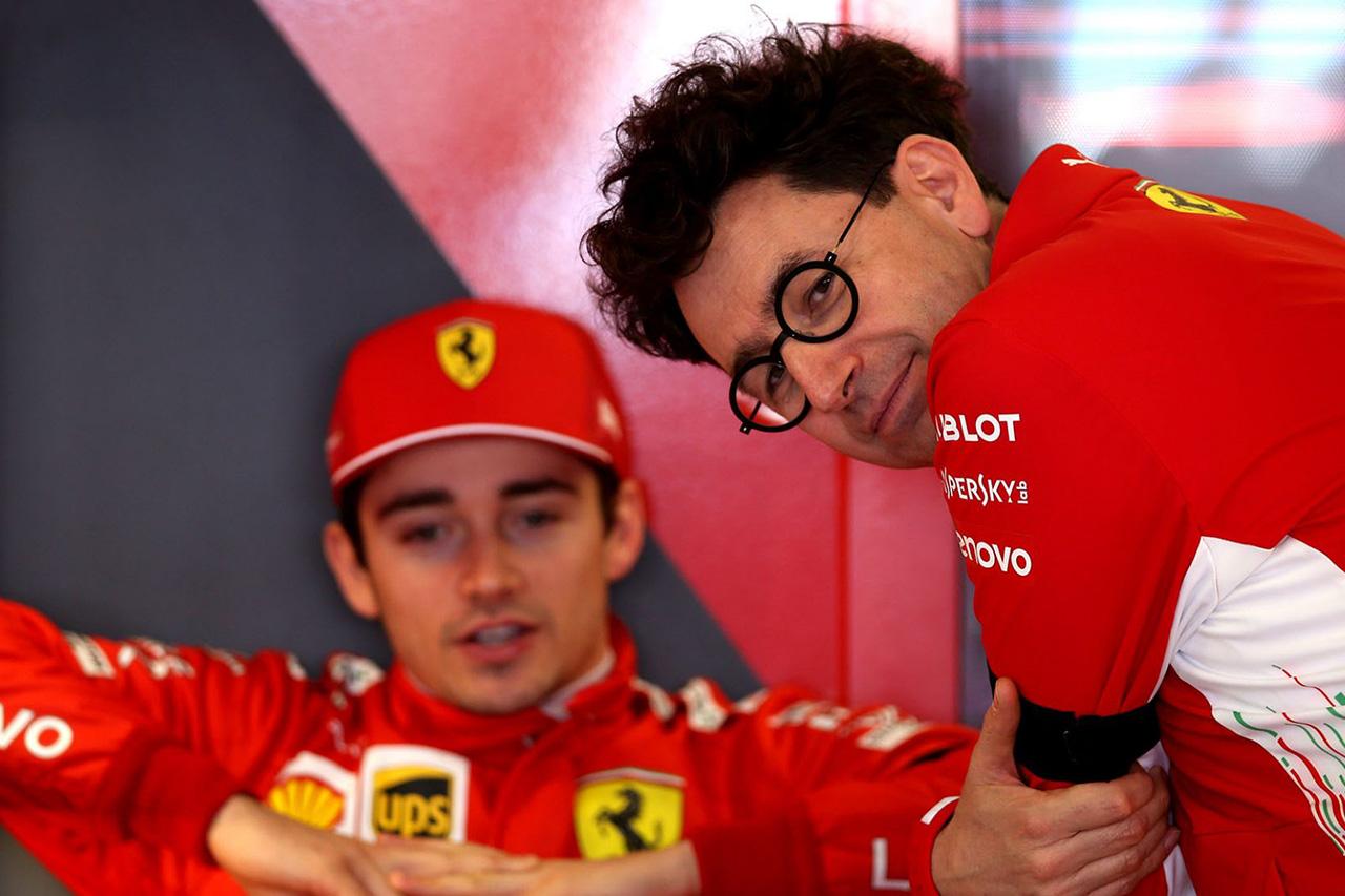フェラーリF1、シャルル・ルクレールのeスポーツへの関与を歓迎