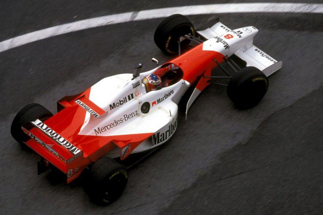 F1回顧録:クルサードがシューマッハのヘルメットで戦ったモナコGP