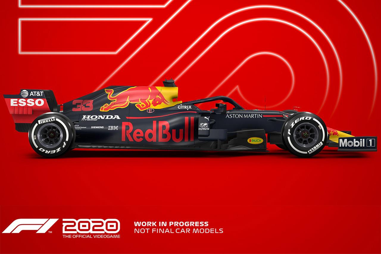 F1公式ゲーム『F1 2020』 発売日が7月10日に決定…新機能が追加