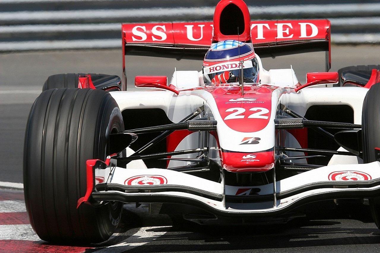佐藤琢磨 スーパーアグリF1チーム 2007年 F1カナダGP