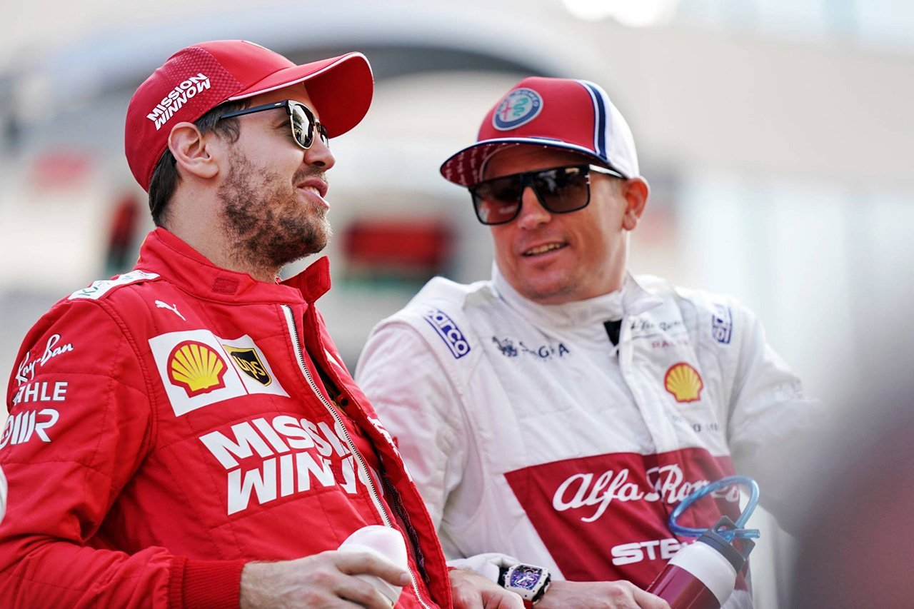 キミ・ライコネン 「F1はオーストラリアに向かうべきではなかった」