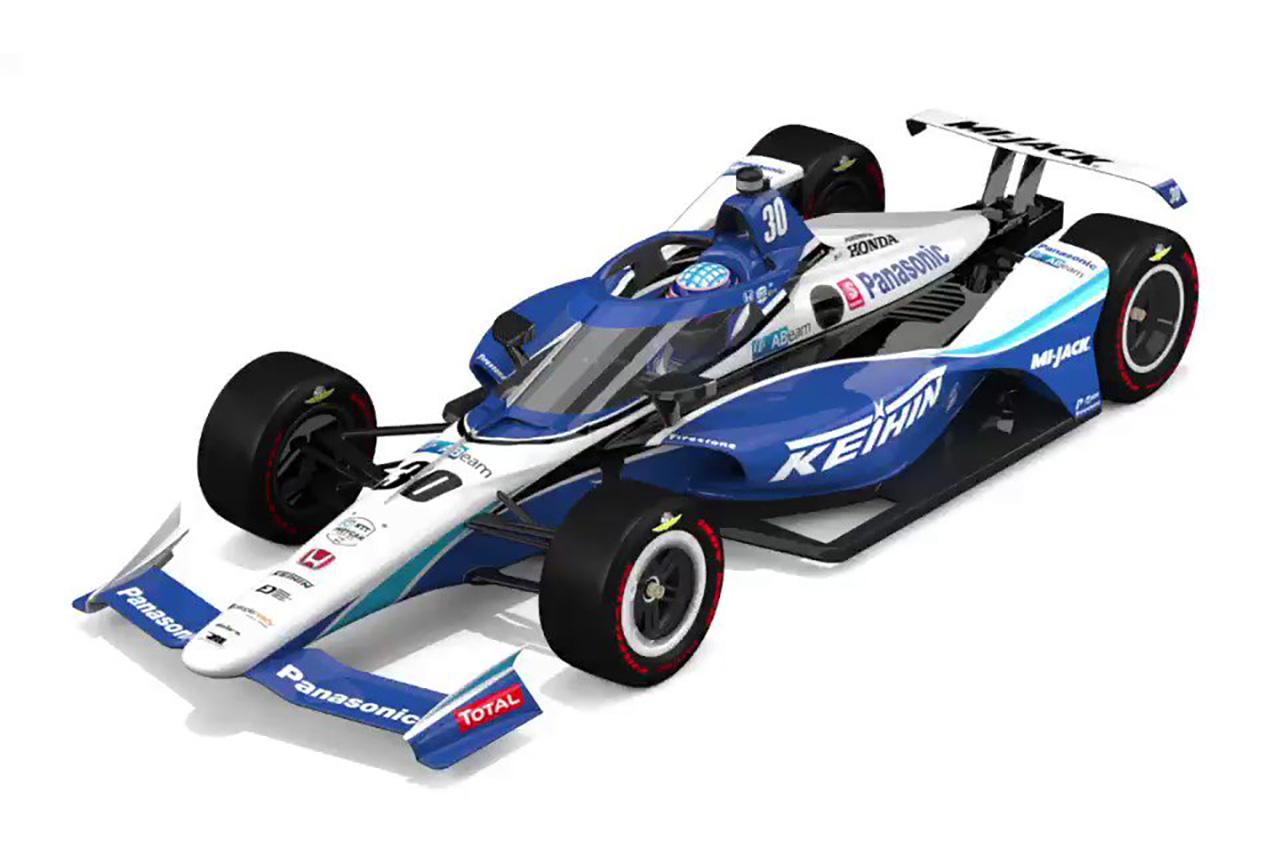 F1:佐藤琢磨、INDYCAR iRacing Challenge もてぎ への参戦の準備完了!
