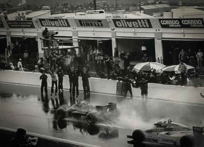 アイルトン・セナ 1985年 F1ポルトガルGP