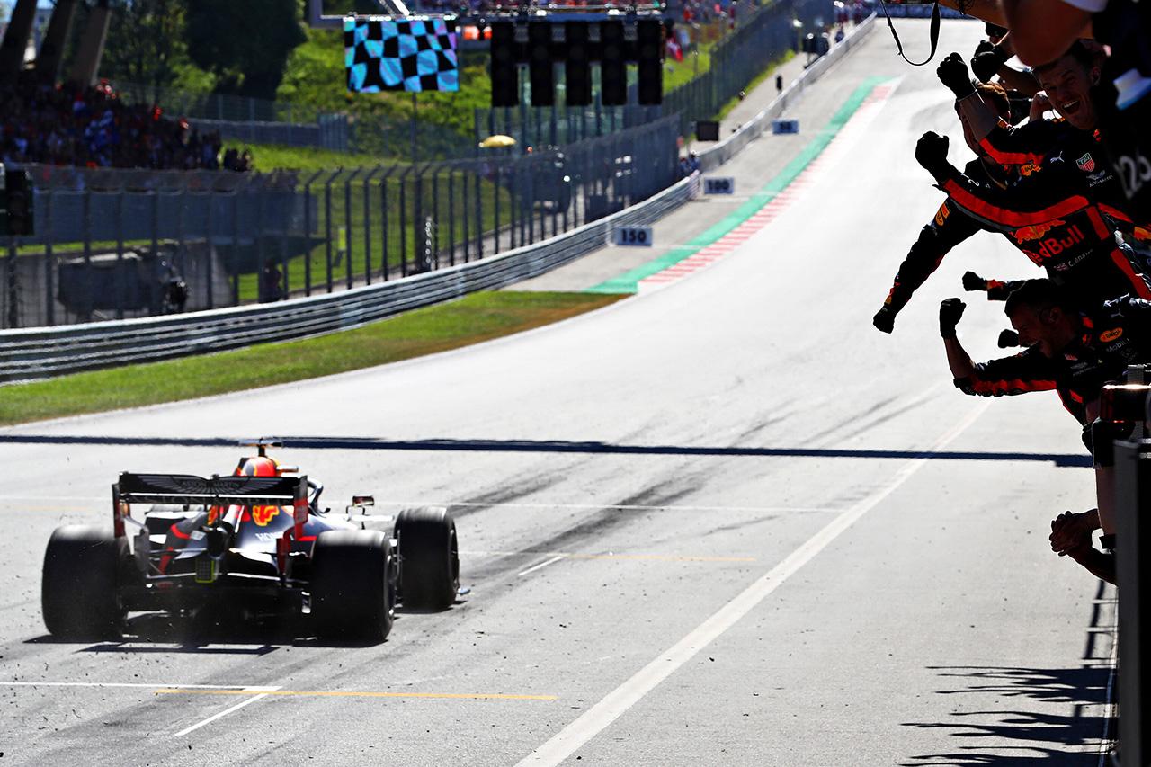 2020年の開幕戦はF1オーストリアGPの可能性…無観客・平日開催も視野