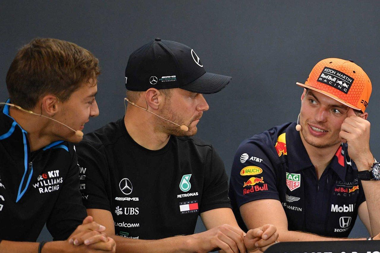 ラッセル 「フェルスタッペンでもメルセデスF1からのオファーは断れない」
