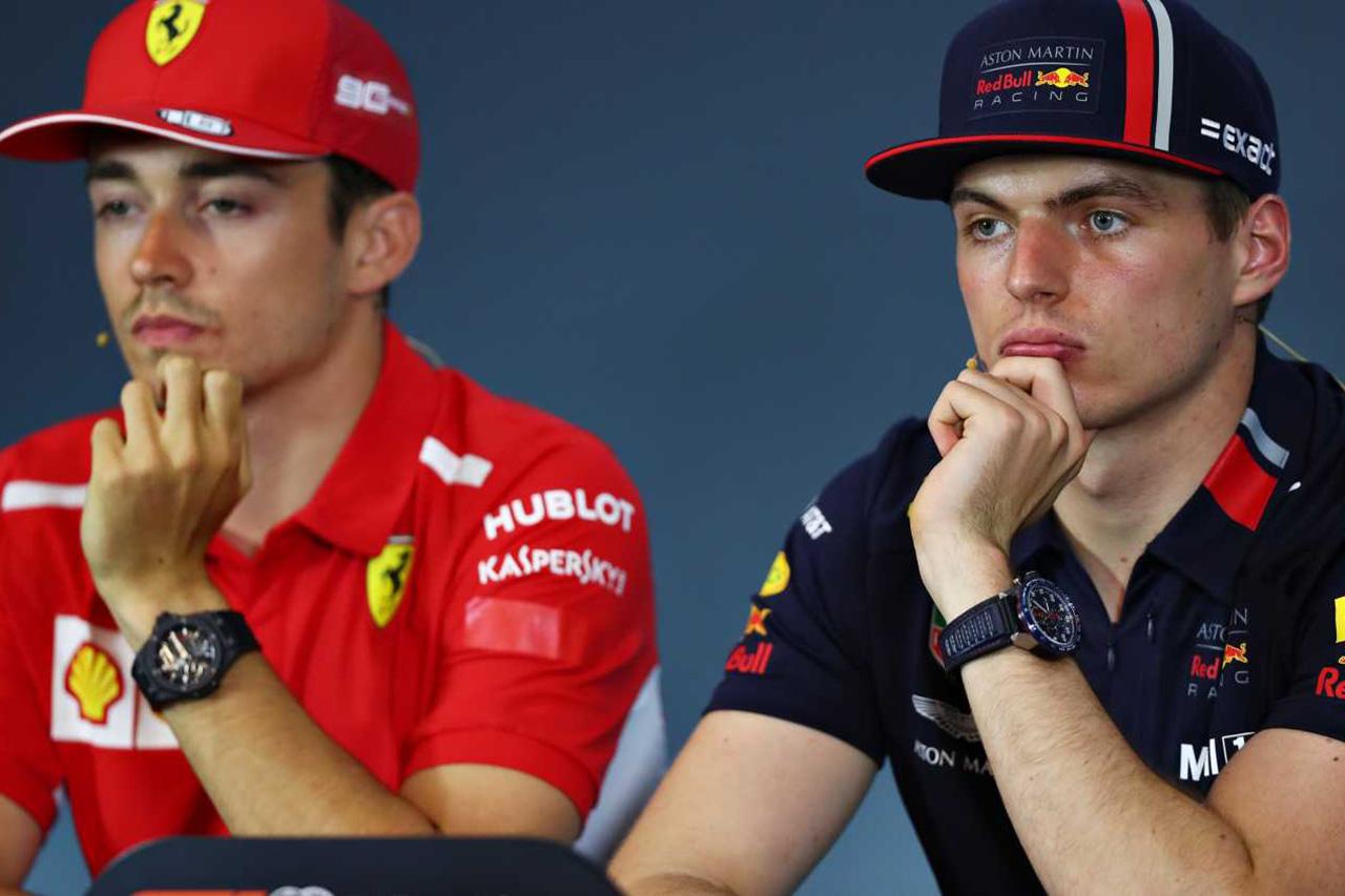 F1見聞録:マックス・フェルスタッペンとシャルル・ルクレールの違い