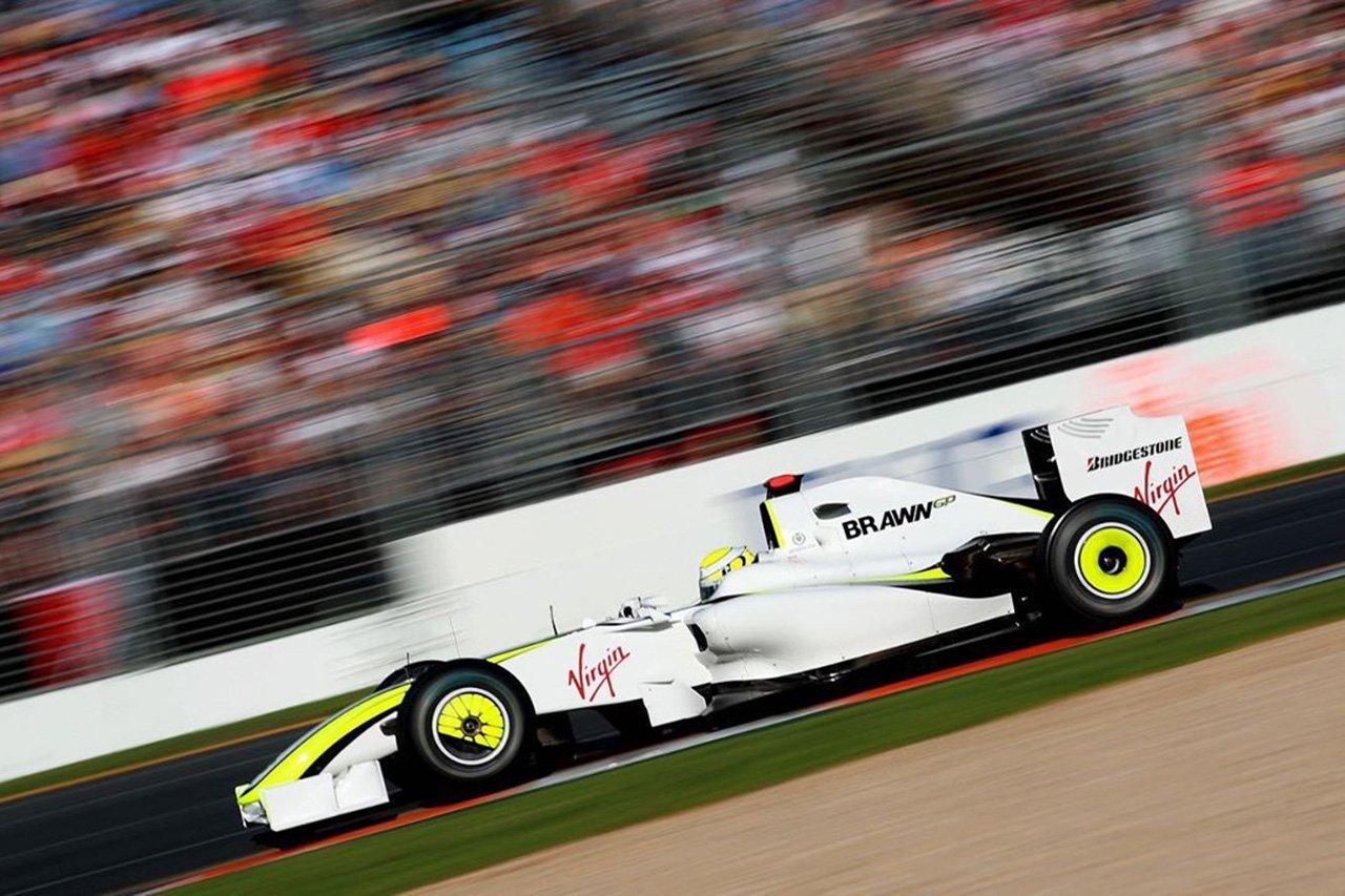 Brawn GP BGP001 = Honda RA109 2019年のF1世界選手権