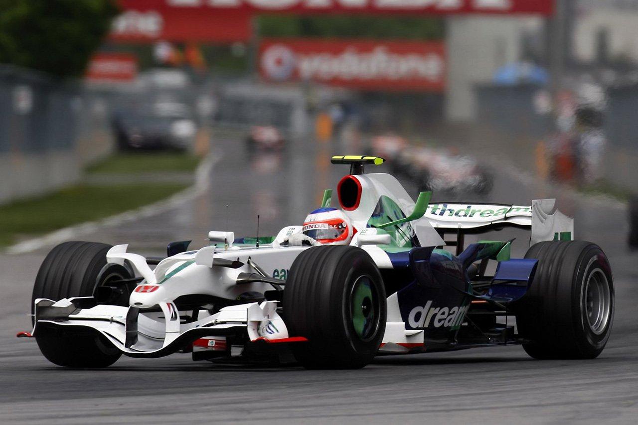 "F1マシン列伝:ホンダ RA108 第3期最終作を印象付けた""ダンボウイング"""