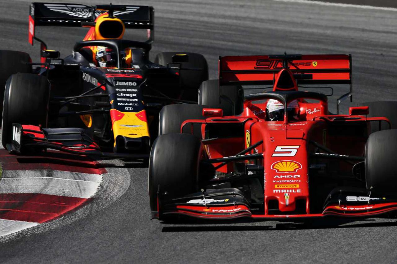 F1:FIA、レッドブルとフェラーリの反対を退ける緊急立法措置を導入 / F1レギュレーション