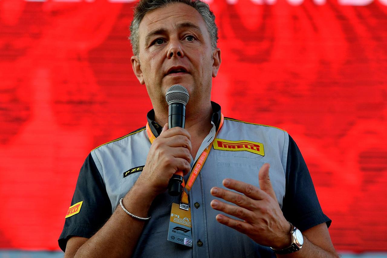 「F1はレース再開について慎重を期するべき」とピレリF1責任者