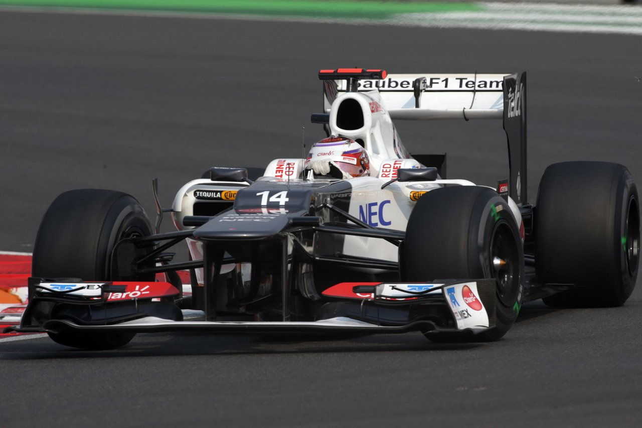 F1特集:ザウバー 歴代F1マシン Part 2