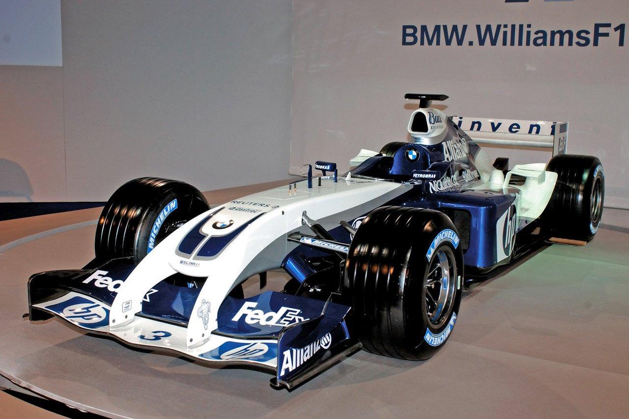 ウィリアムズ FW26 (2004年のF1世界選手権)