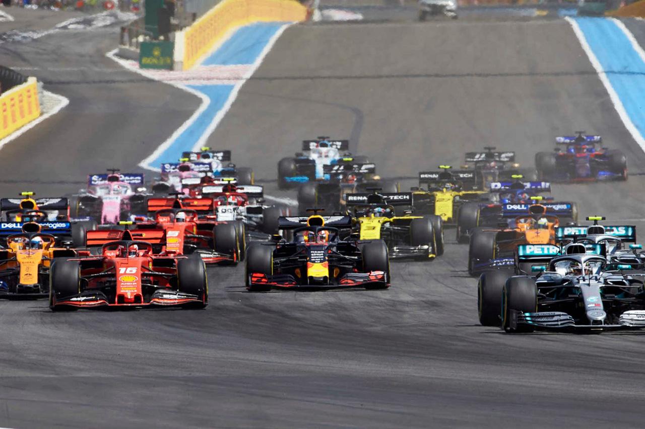 F1フランスGP、中止を正式発表 / 新型コロナウイルス
