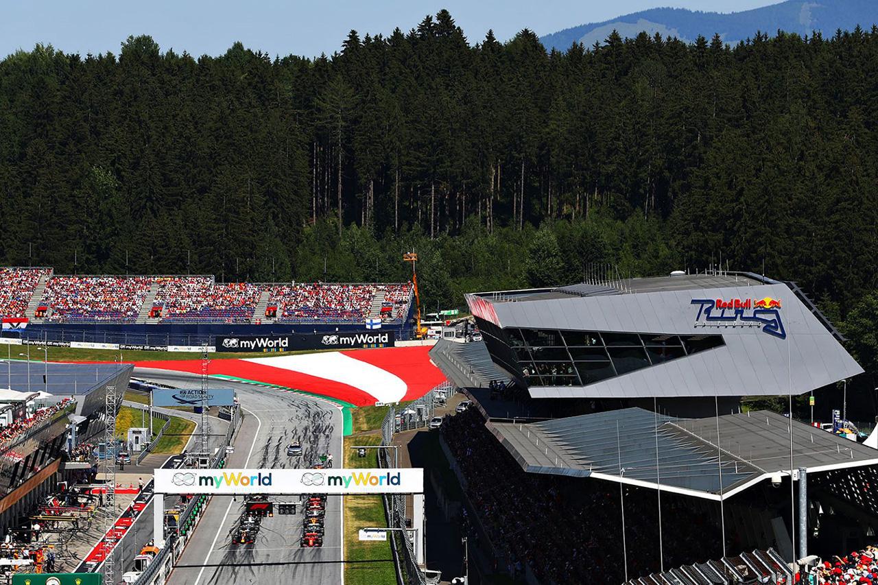 F1代表 「7月5日のF1オーストリアGPでのシーズン開始を目指している」