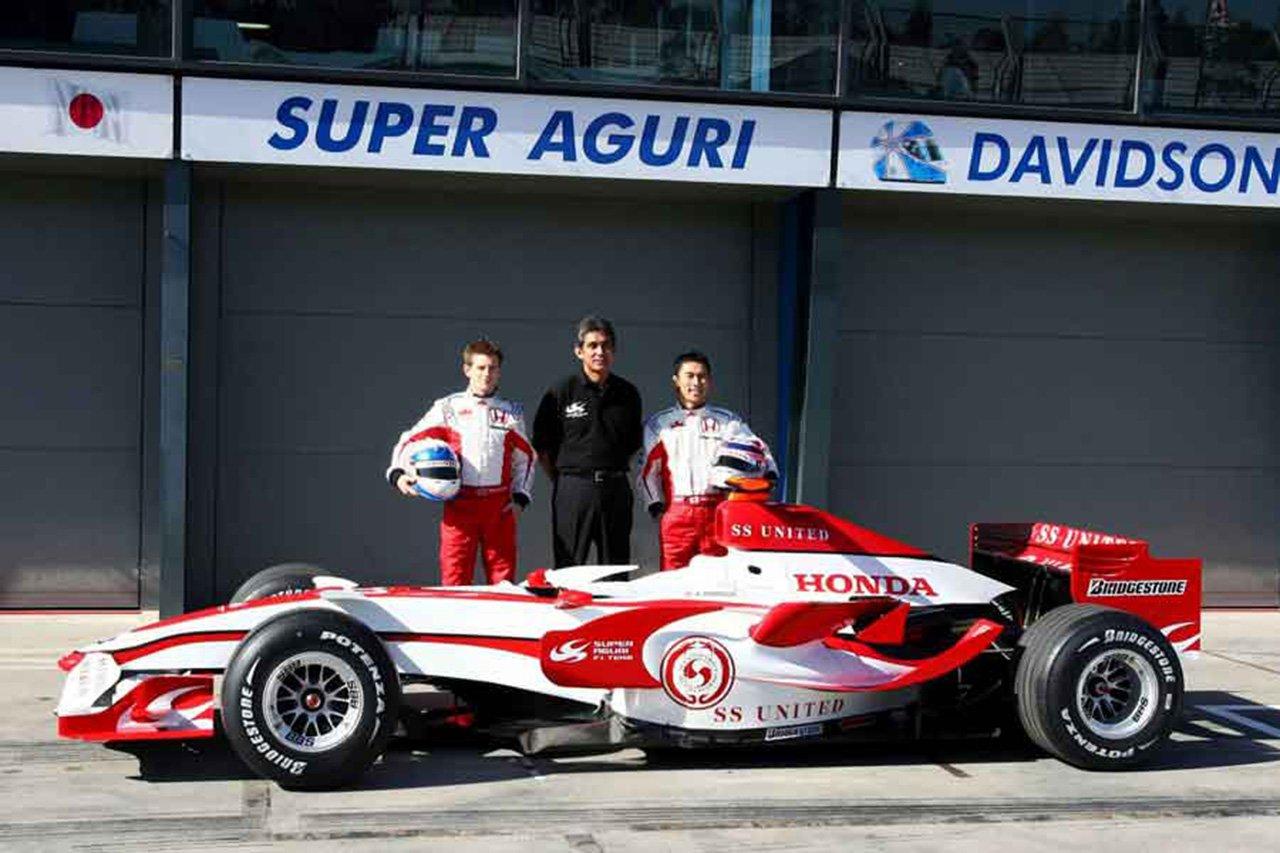スーパーアグリ SA07 (2007年のF1世界選手権)