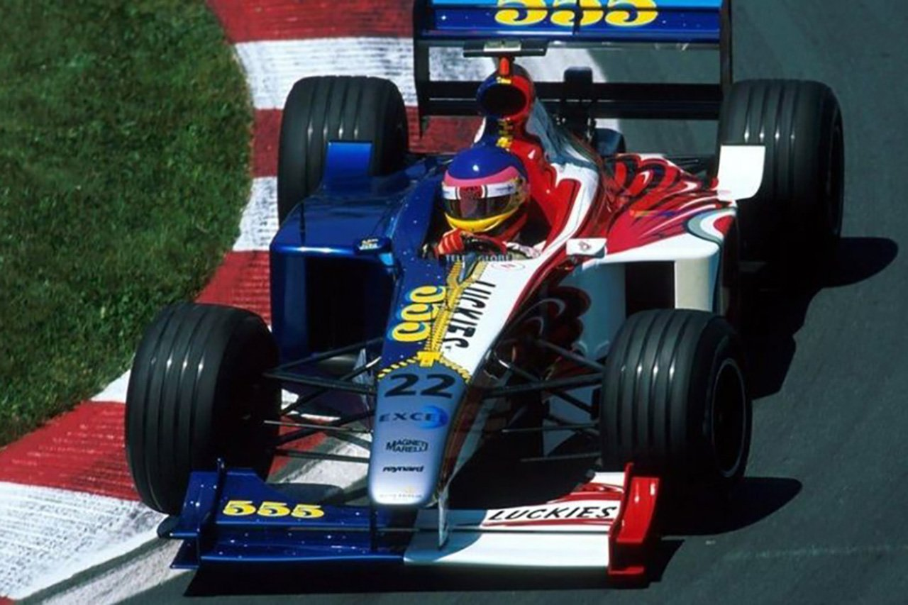 F1マシンを彩ったタバコスポンサー Part 3
