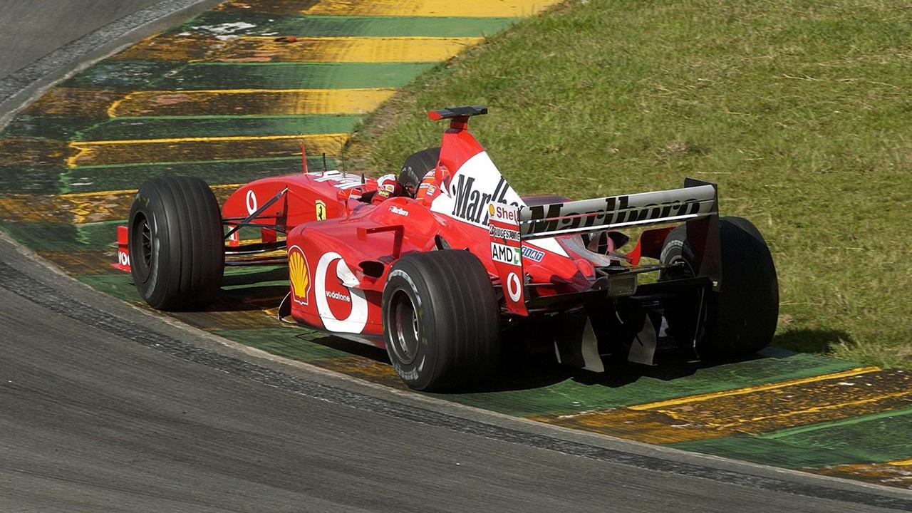 2002年のF1世界選手権