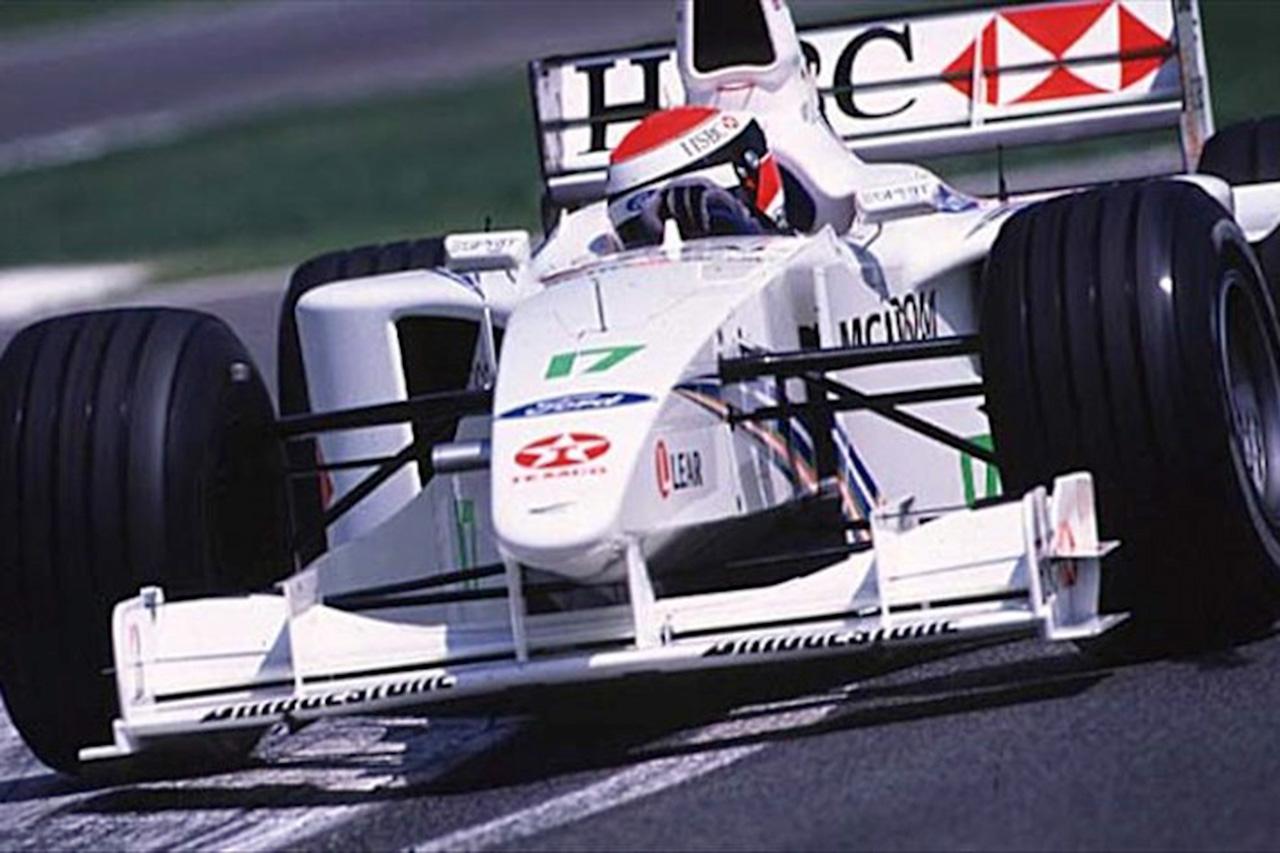 1999年F1ヨーロッパGP 配信:レッドブルF1の起源スチュワートの勝利