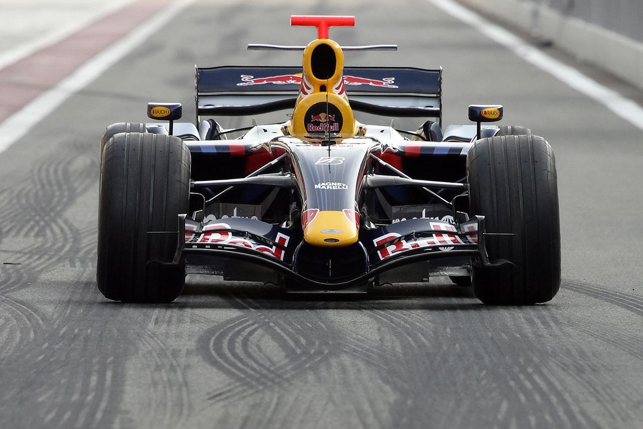 レッドブル RB3 (2007年のF1世界選手権)