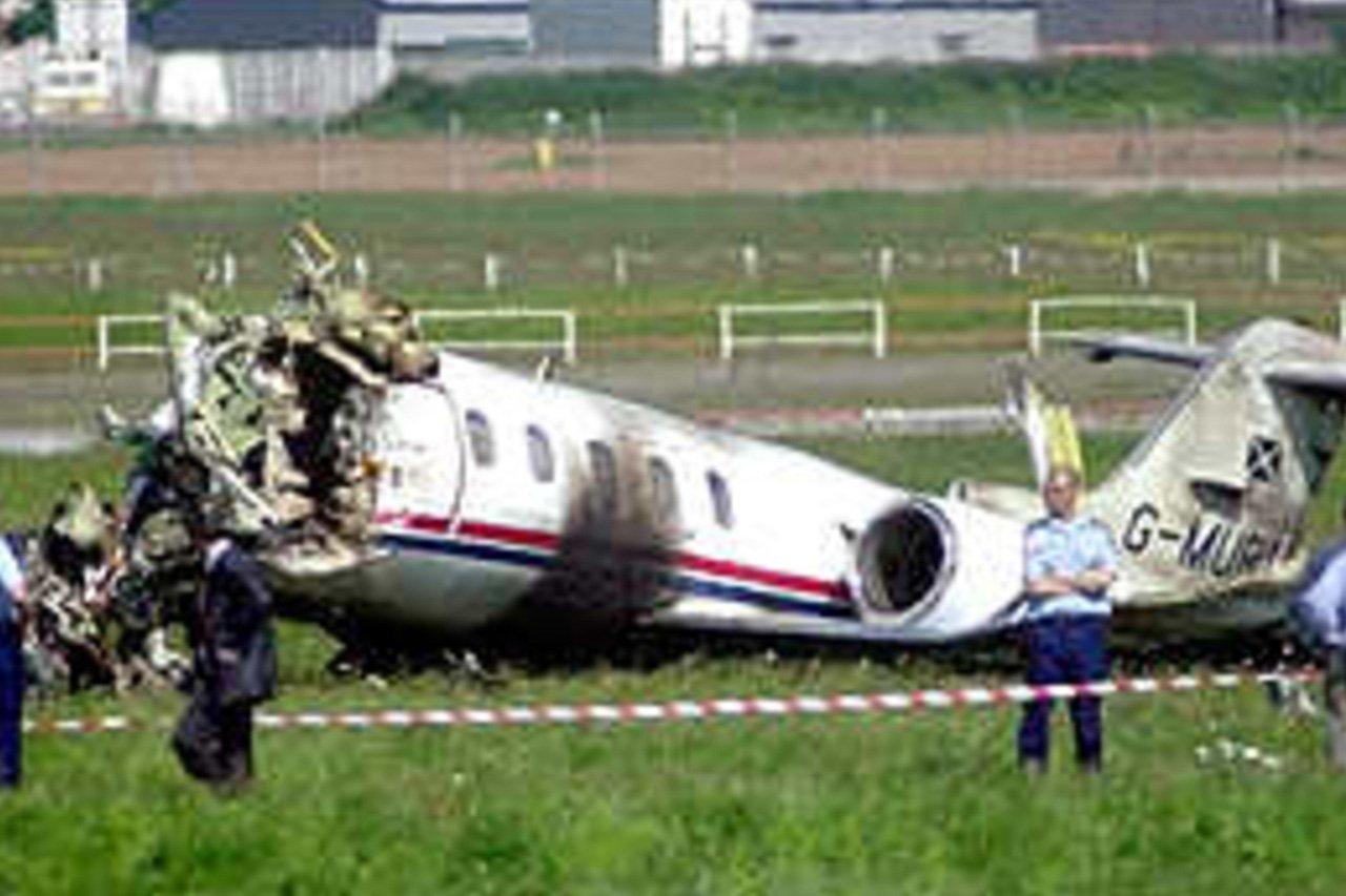 デビッド・クルサードが飛行機墜落事故から奇跡的に生還した日 / F1回顧録