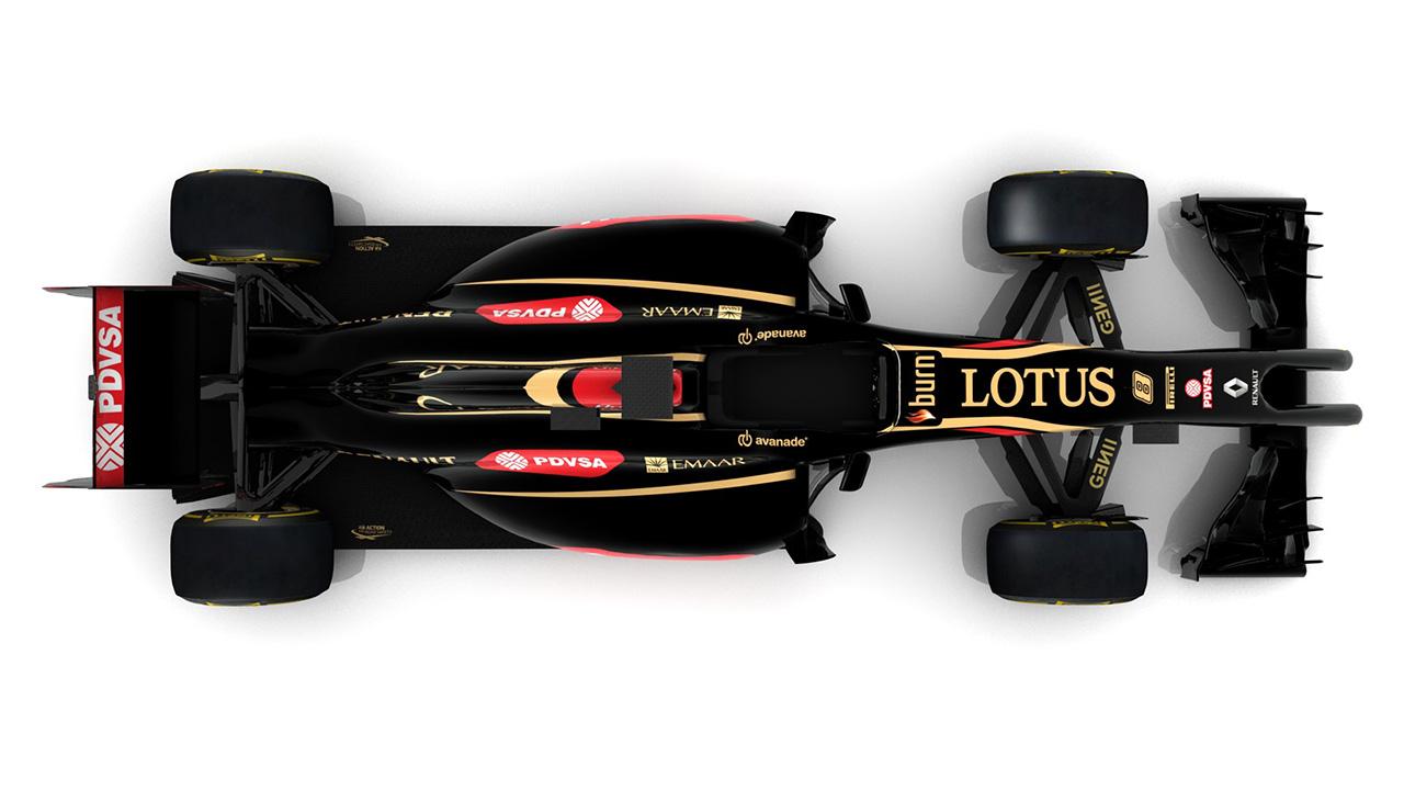 ロータス E22 (2014年のF1世界選手権)