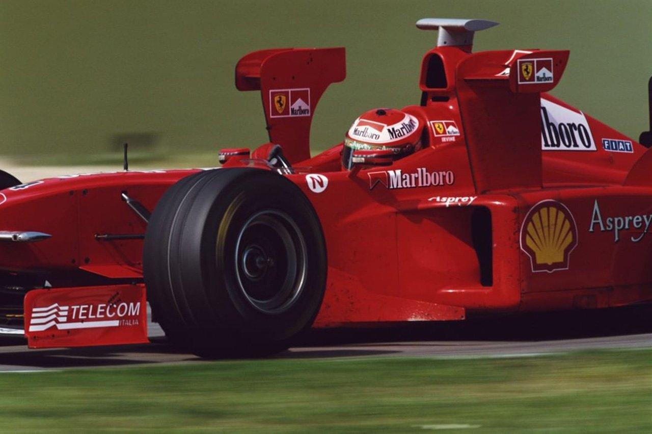 Xウイング:フェラーリ
