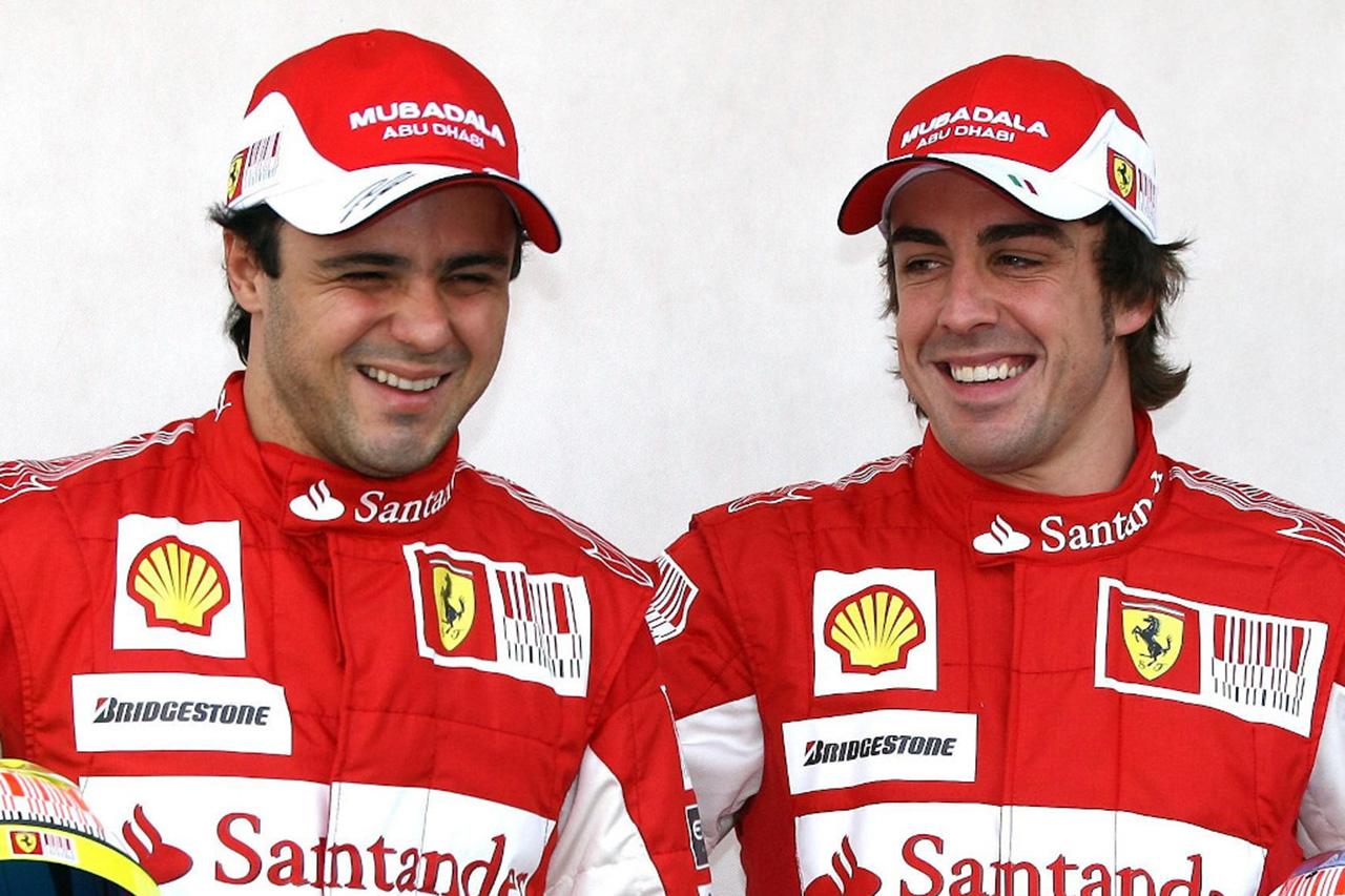 フェリペ・マッサ 「アロンソのチームメイトとして多くの苦痛を味わった」 / フェラーリF1
