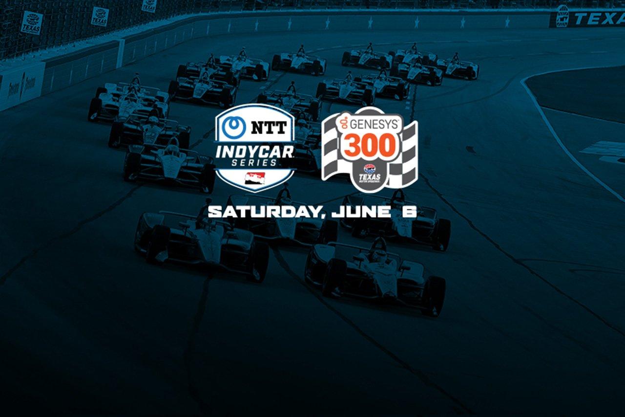 インディカー、6月6日にテキサスで2020年シーズン開幕を発表!