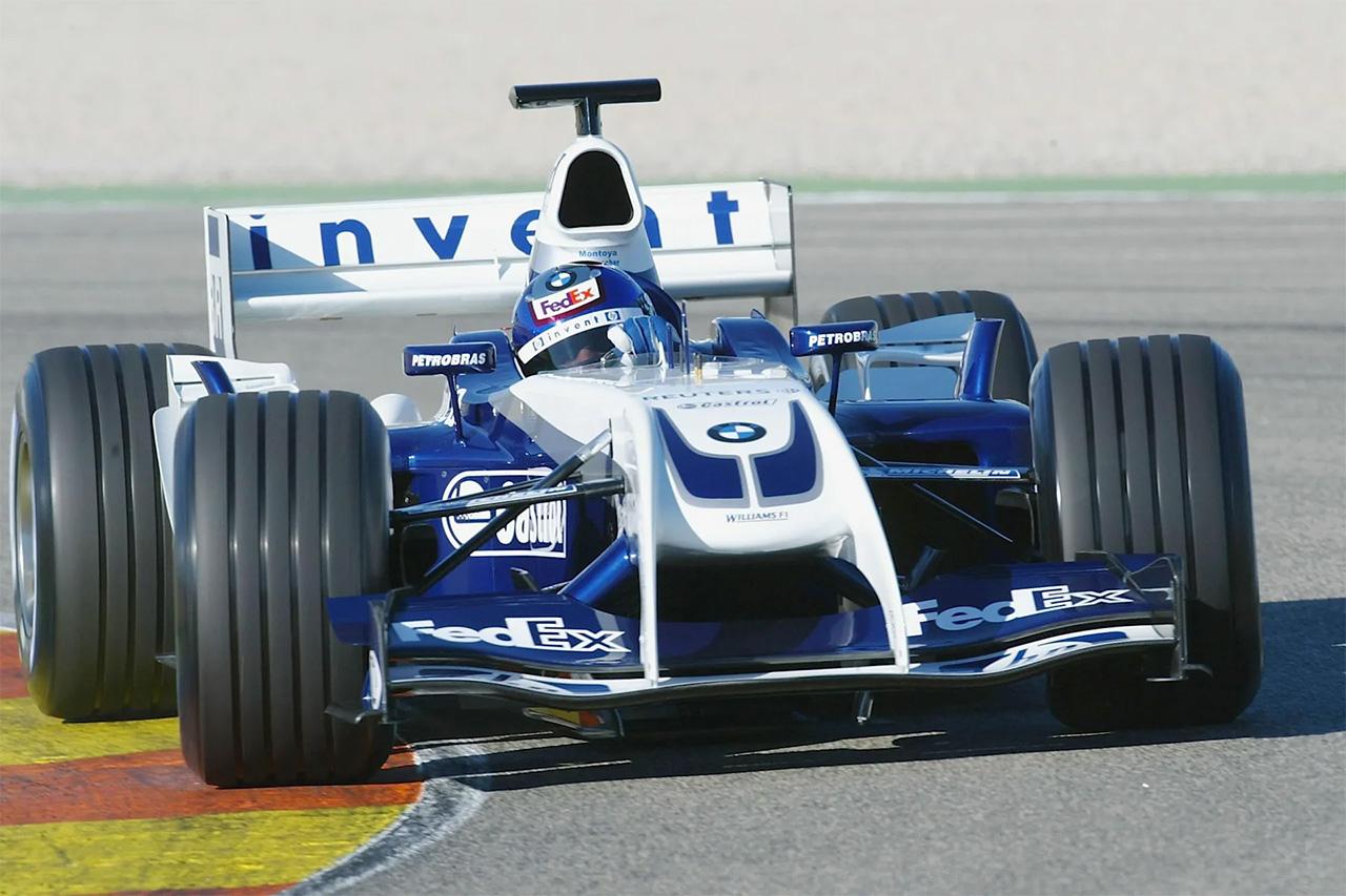ウィリアムズ FW26:セイウチノーズ