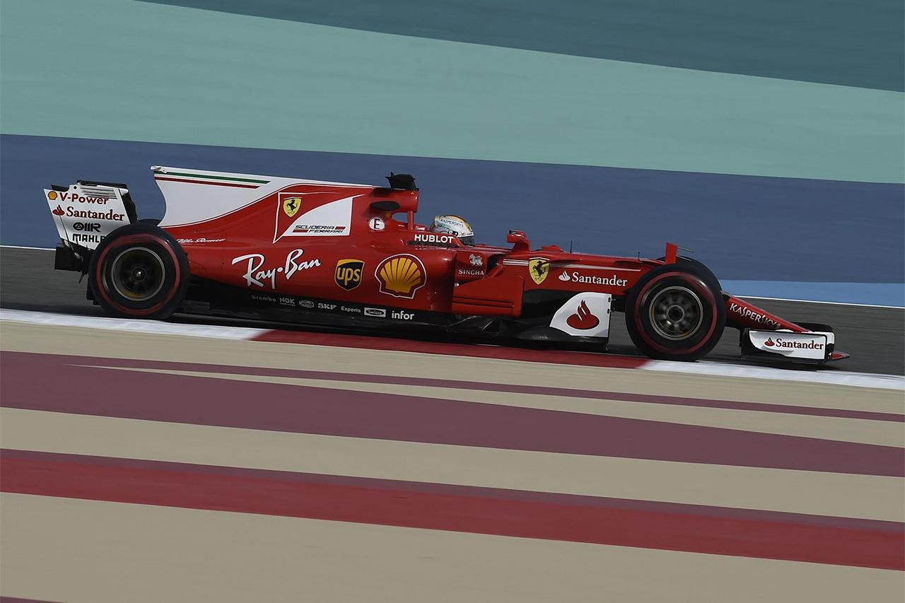 F1特集:F1マシンと動物の意外な関係性