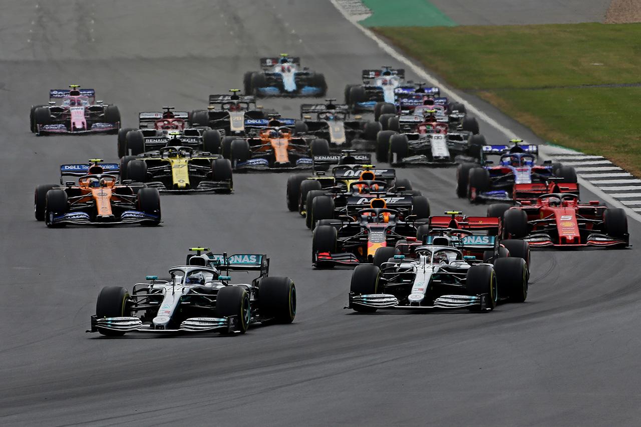 F1イギリスGP:政府が6月1日から無観客でのプロスポーツ再開を許可