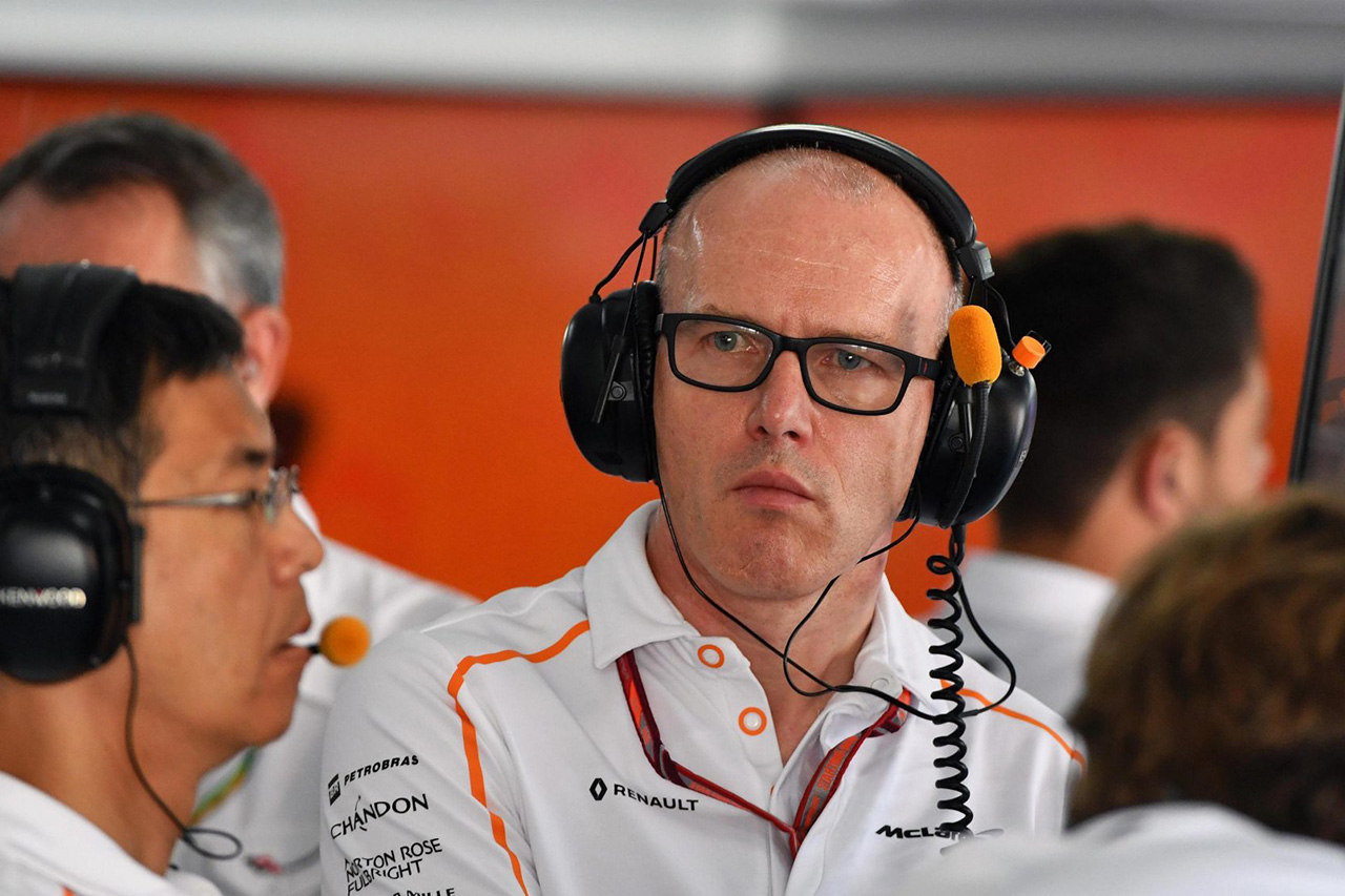 ウィリアムズF1、元マクラーレンCOOのサイモン・ロバーツが加入