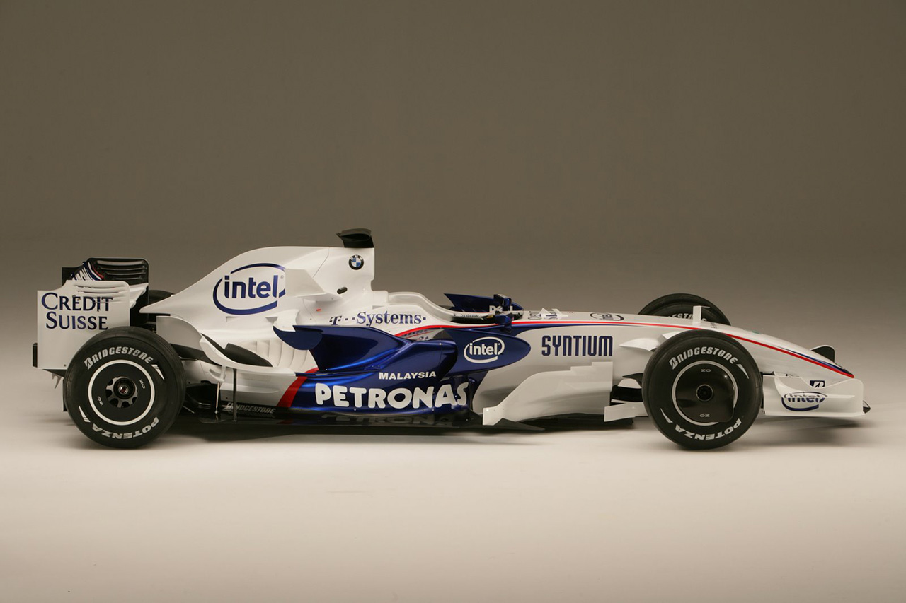 BMWザウバー F1.08 (2008年のF1世界選手権)