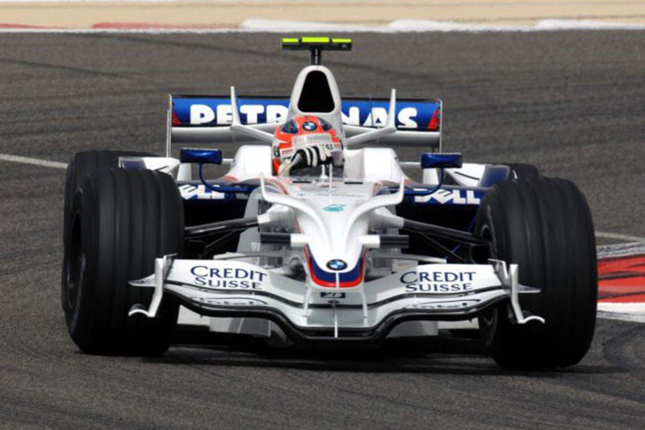 """F1マシン列伝:BMWザウバー F1.08 """"自ら捨てたタイトルへの挑戦権"""""""