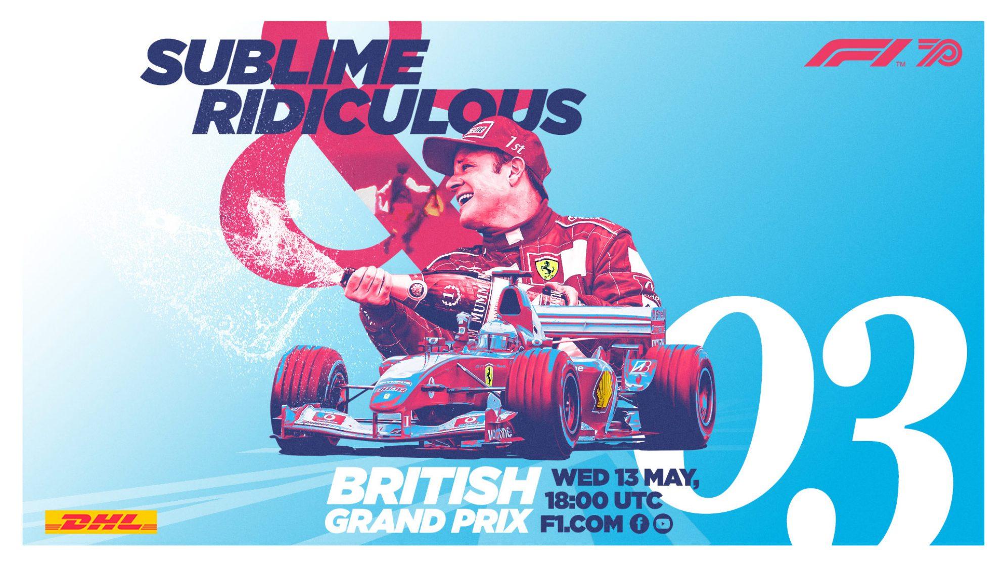2003年 F1イギリスGP 無料配信