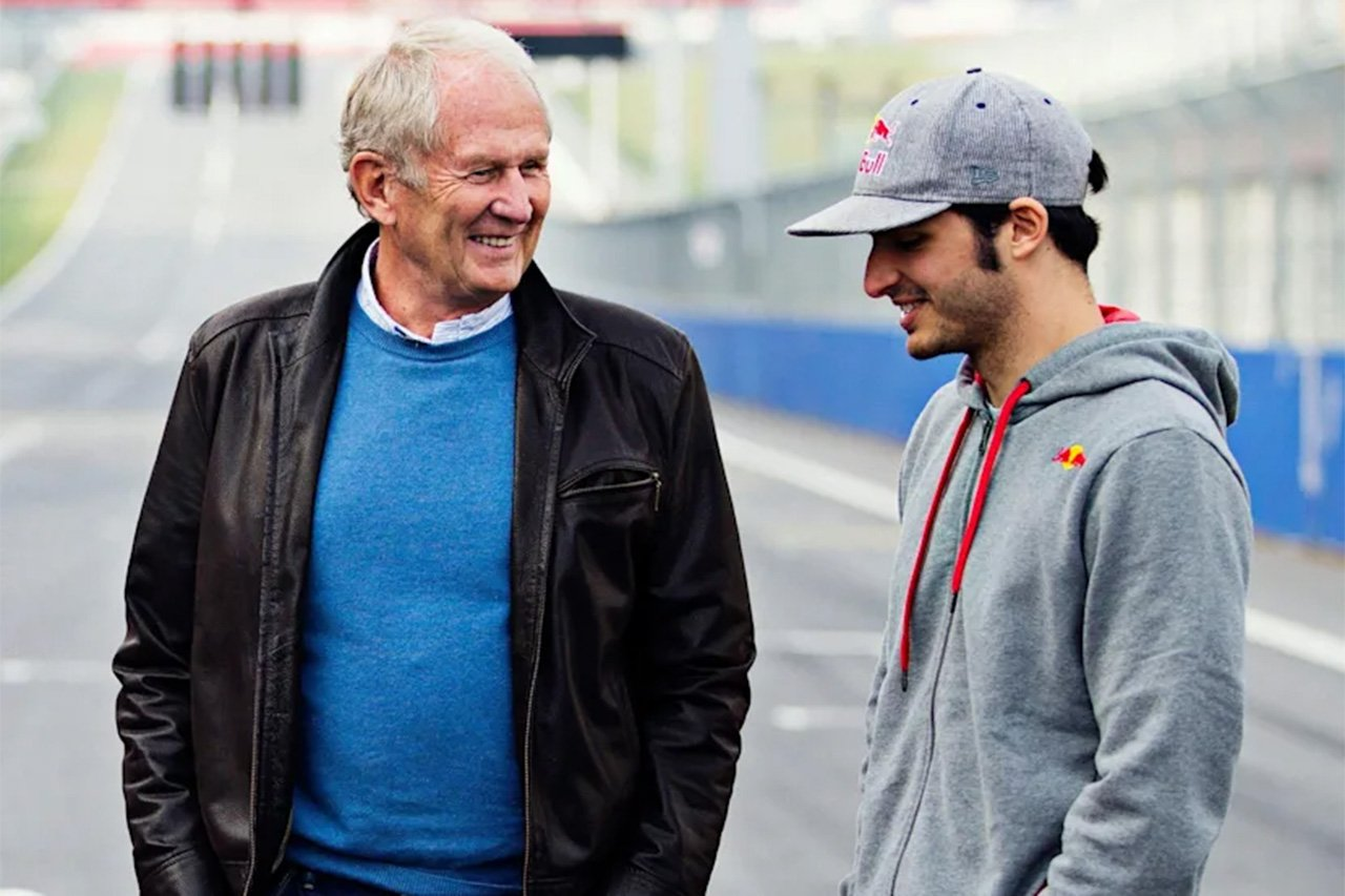 レッドブルF1 「カルロス・サインツはフェラーリで成功する」