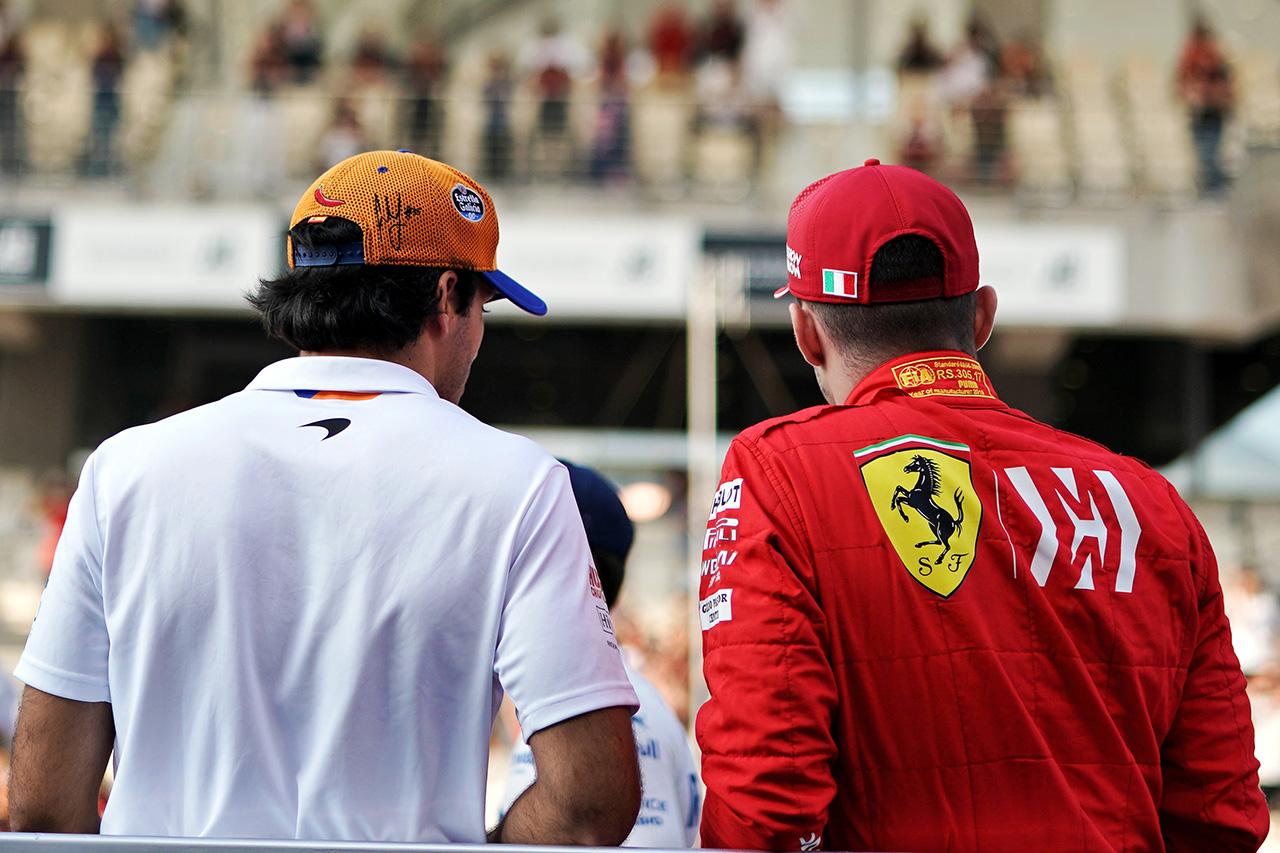フェラーリF1 「ルクレールとサインツの若手ペアはギャンブル」