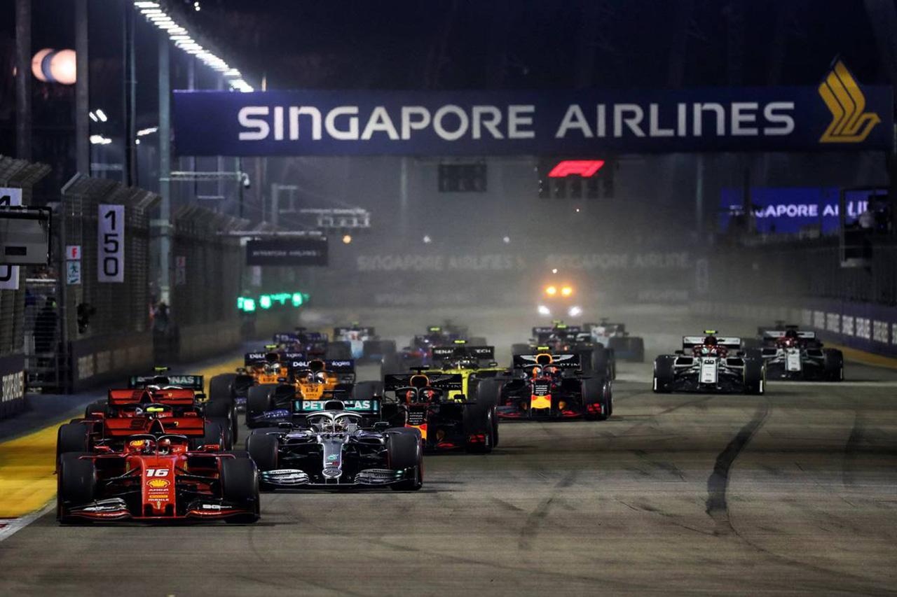 F1シンガポールGP、中止は不可避? 「無観客レースは現実的ではない」