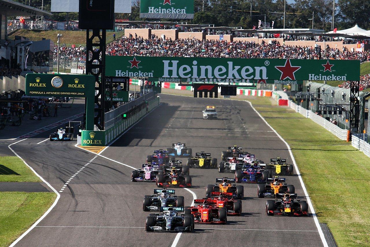F1日本GP主催者、予定通り10月に観客を入れたレース開催に自信