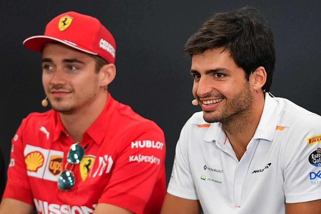「カルロス・サインツはフェラーリF1にフィットする」とマーク・ウェバー