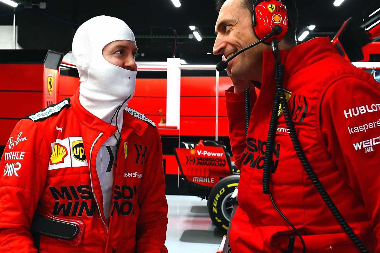 レッドブルF1 「ベッテルはフェラーリでサポートを受けられなくなった」