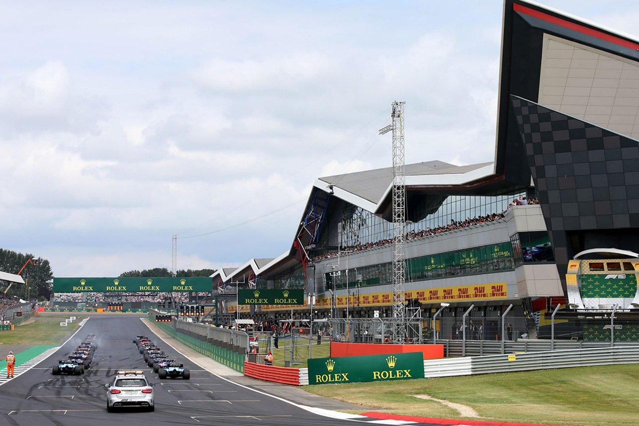 F1イギリスGP、14日間の検疫が免除されなければ「開催は不可能」